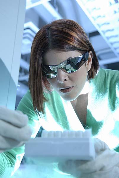 Bioscience research in Wisconsin